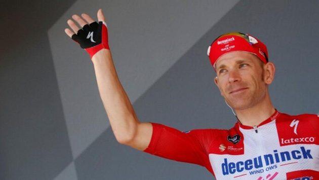 Dánský cyklista Michael Mörköv
