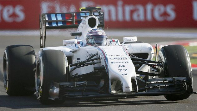 Valtteri Bottas, jezdec Williamsovy stáje.