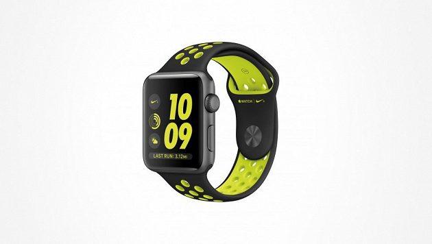 Zcela nové hodinky z produkce nakousnutého jablka.