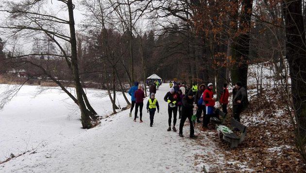 Rybakros - zimní ledová prověrka závodní morálky