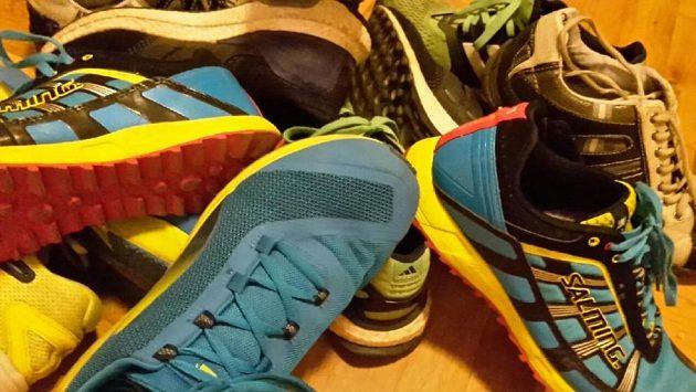 Boty, je jich tolik, že běžci nemají ani o všech značkách přehled.