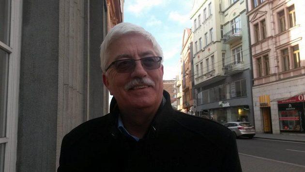 Miroslav Přikryl, manažer volejbalistů Ústí.