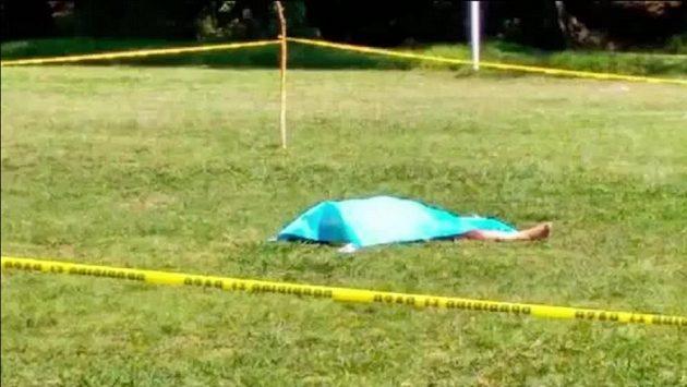 Vyloučený hráč v Mexiku zabil rozhodčího.