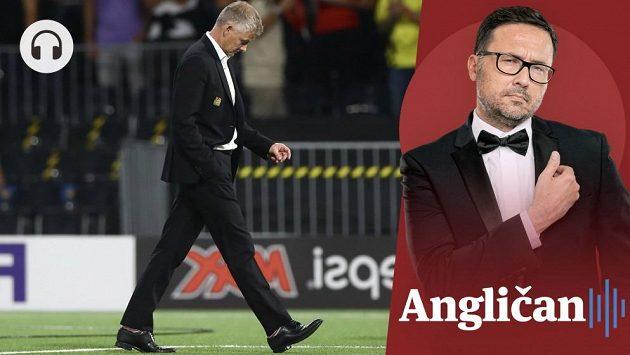 Vydrží Ole Gunnar Solskjaer na lavičce United? Osud trenéra Manchesteru je jedním z témat nejnovější epizody podcastu Angličan.