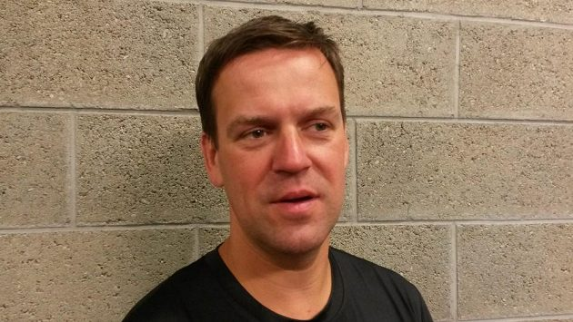 Asistent trenéra libereckých hokejistů Karel Mlejnek