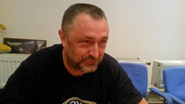 Trenér Tomáš Mareš