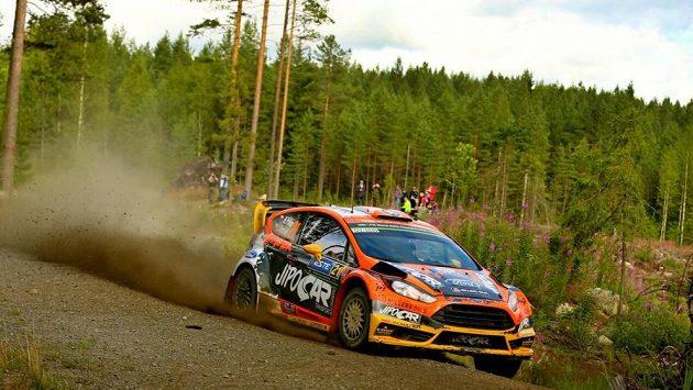 Martin Prokop, pilot Fordu Fiesta WRC