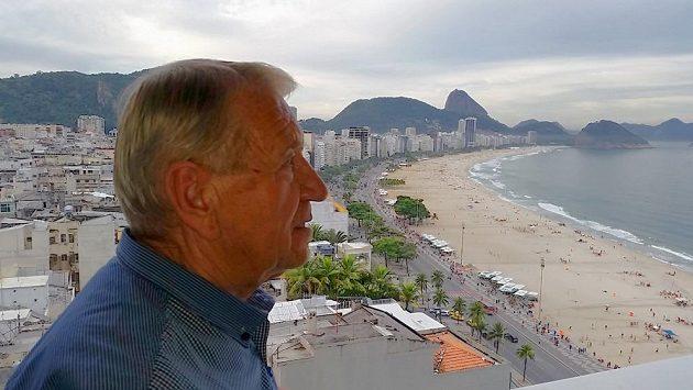 Josef Jelínek a pohádková Copacabana...