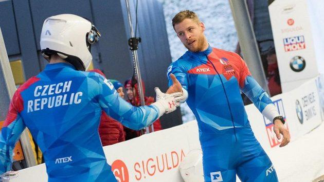 Dominik Dvořák a Jakub Nosek (vlevo) - ilustrační foto.