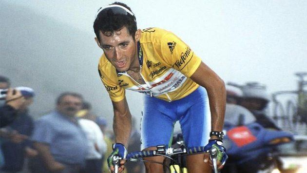 Rekordman Vuelty Roberto Heras.