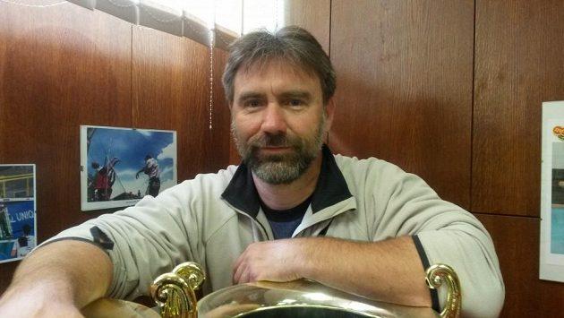 Ředitel libereckého volejbalového klubu Pavel Šimoníček promluvil o tom, jak jeho klub získal kapitána reprezentace.
