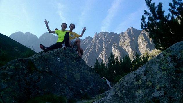 Lze překonat Vysoké Tatry během? Tomáš říká: ano!