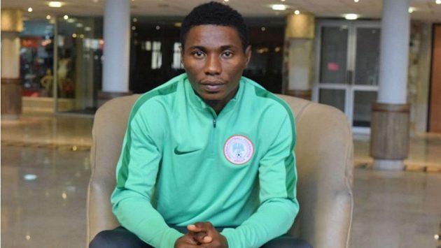 Fotbalový reprezentant Nigérie Dayo Ojo se stal obětí únosu. Rodina společně s klubem Enyimba usilují o jeho propuštění. Archivní foto
