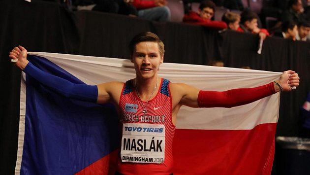Pavel Maslák na archivním snímku.