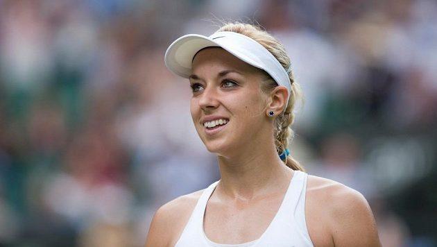 Německá tenistka Sabine Lisická