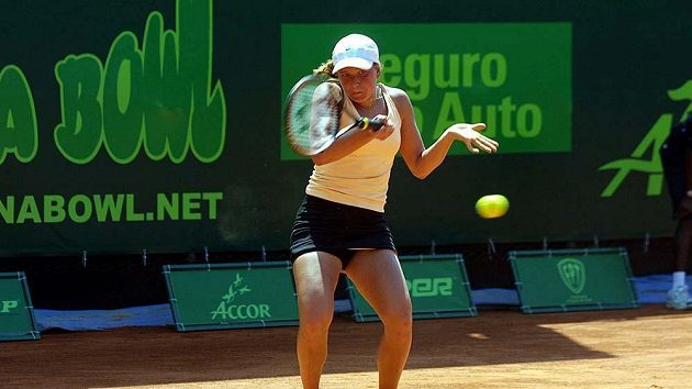 Barbora Strýcová vkvalifikaci Australian Open uspěla.