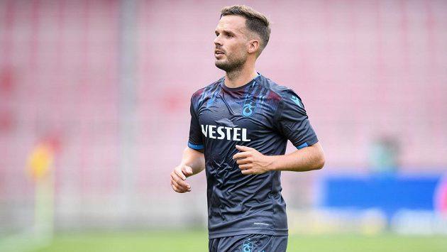 Filip Novák z Trabzonsporu.