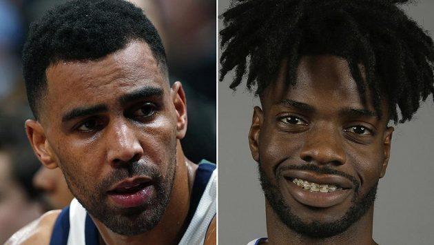 Basketbalisté Nerlens Noel z Dallasu a Thabo Sefolosha z Utahu dostali v NBA zákaz startu v pěti zápasech za porušení ligového antidopingového programu. Takový trest se uděluje za třetí pozitivní test na marihuanu.