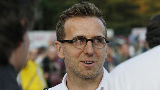 Generální manažer Českých Budějovic Karel Poborský.