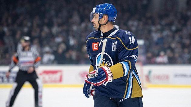 Tomáš Plekanec v kladenském dresu.