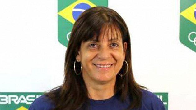 Brazilská sportovní střelkyně Janice Teixeiraová