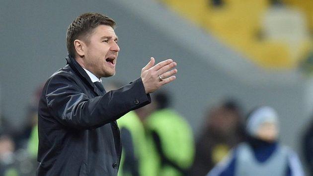 Trenér lotyšských fotbalistů Marians Pahars