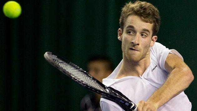 Francouzský tenista Constant Lestienne přišel kvůli sázce o Roland Garros.