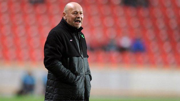 Trenér Miroslav Koubek