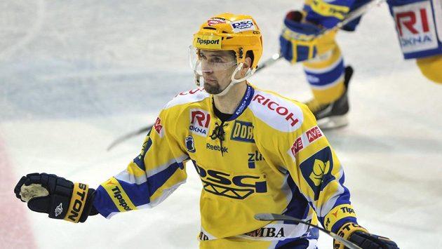 Zlínský útočník Jaroslav Balaštík se konečně gólově prosadil.