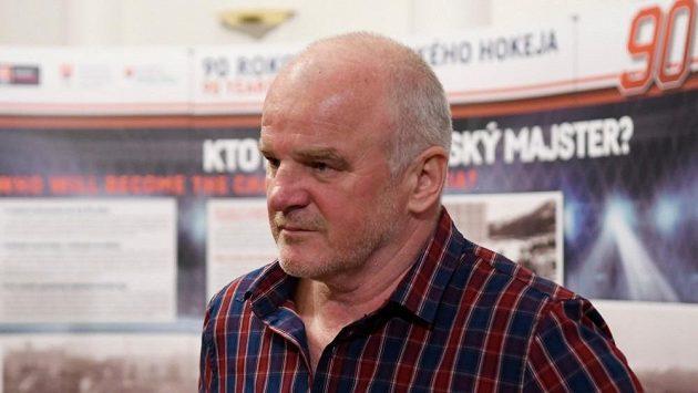 Bávalý hokejový reprezentant Igor Liba oslavil šedesáté narozeniny.
