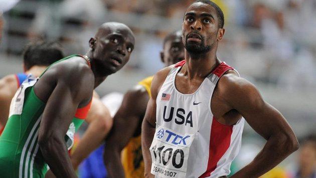 Americký sprinter Tyson Gay a jeho jamajský soupeř Asafa Powell také v minulosti neprošli dopingovou kontrolou.