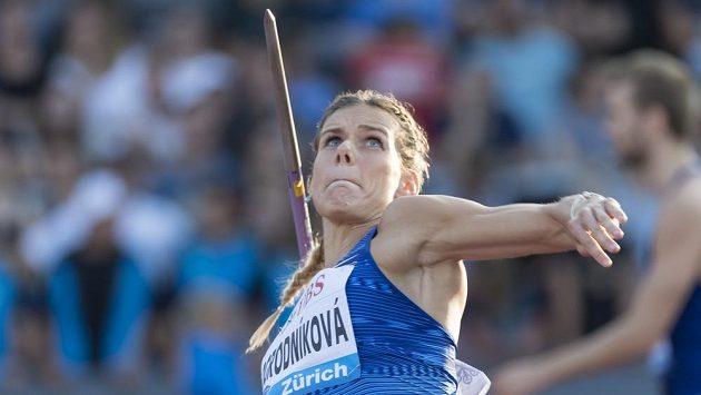 Nikola Ogrodníková se kvůli zranění lýtka omluvila z duelu Evropa - USA