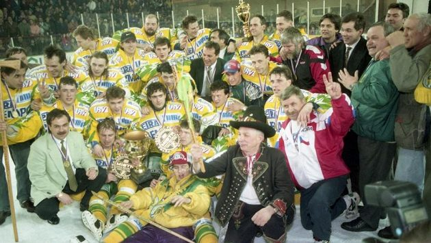V roce 1996 hokejisté Vsetína získali mistrovský titul podruhé. Poté ještě čtyřikrát.