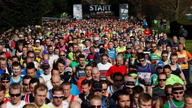 Nejlepší taktika na maraton? Neuvařit se hned na startu.
