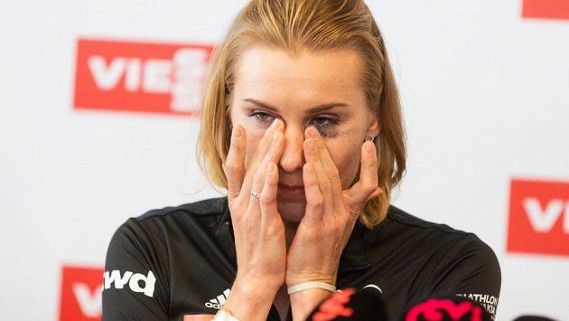 Anastasia Kuzminová oznámila definitivní odchod do důchodu.