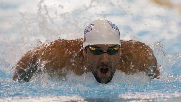 Plavecký fenomén Phelps po svém comebacku rychla nabírá dřívější formu.