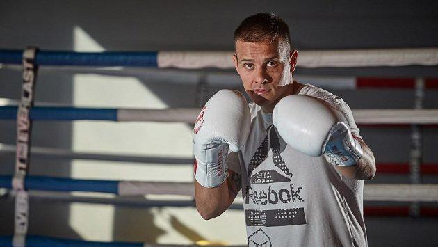 Boxer Štěpán Horváth stojí před klíčovým duelem. Uspěje v Rusku?