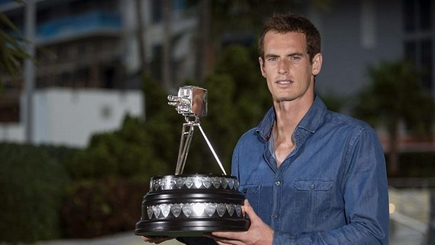 Andy Murray s cenou od BBC.