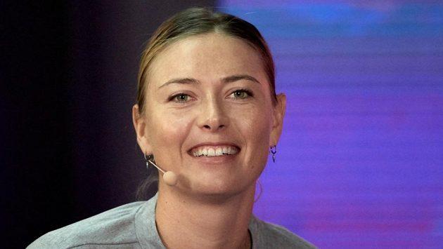 Maria Šarapovová.