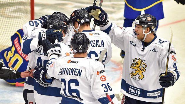 Finové budou mít na MS sedm hráčů z NHL.