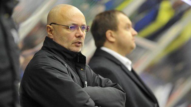 Trenér Jiří Kalous na lavičce Třince skončil.