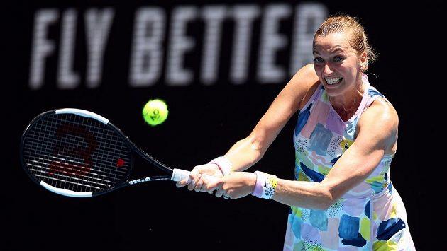 Petra Kvitová na ilustračním snímku z Australian Open.