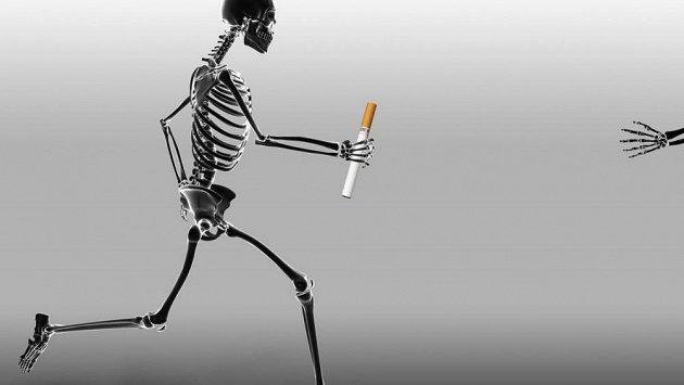 Kouření a běh. Jak jde toto dohromady?