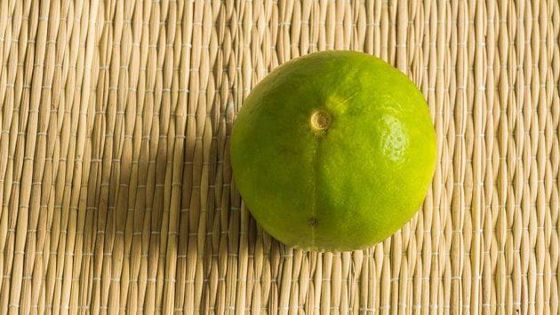 Limetka - raději do salátu, nebo do nápoje?