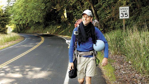 Richard Swanson na snímku ze 7. května.