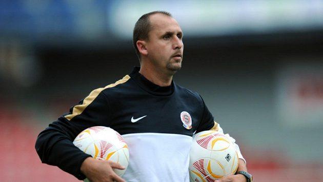 Zdeněk Svoboda bude druhým asistentem Pavla Vrby u kormidla fotbalové reprezentace.