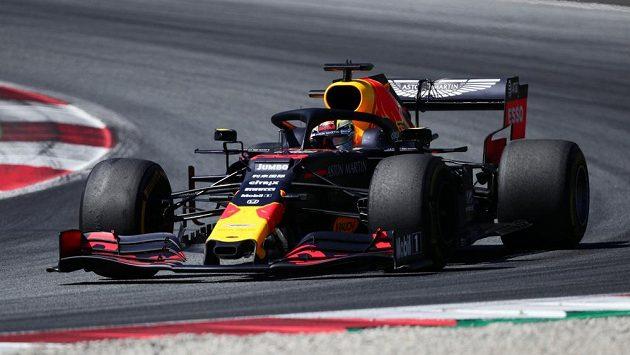 Max Verstappen z Red Bullu.