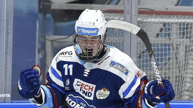Nejvýše letos draftovaným českým hokejistou v NHL se stal Stanislav Svozil.