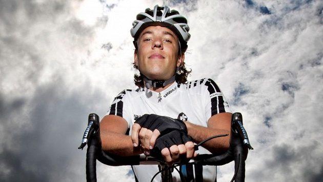 Thomas Dekker v době, kdy ještě závodil.