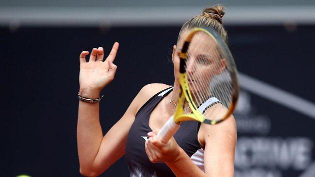 Česká tenistka Kristýna Plíšková na archivním snímku